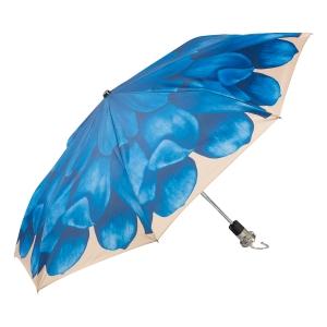 Зонт складной Pasotti Auto Georgin Blu LUX  фото-2
