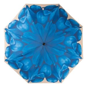Зонт складной Pasotti Auto Georgin Blu LUX  фото-3