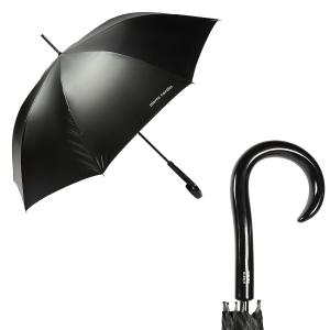 Зонт-трость Pierre Cardin 82451-LA Gerbera Black фото-1