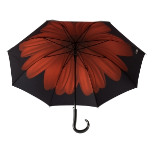 Зонт-трость Pierre Cardin 82451-LA Gerbera Black фото-5