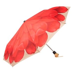 Зонт складной Pasotti Auto Georgin Coral Lux фото-2