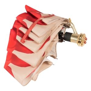 Зонт складной Pasotti Auto Georgin Coral Lux фото-4