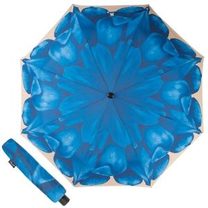 Зонт складной Pasotti Mini Georgin Blu фото-1
