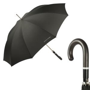 Зонт-трость Pierre Cardin 81367-LA Classic  Black фото-1