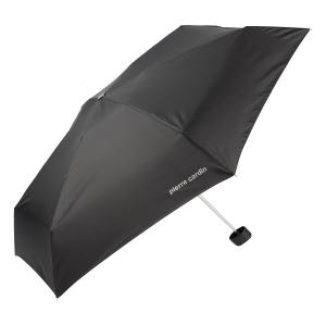 Зонт складной Pierre Cardin 83701-OM Supermini Flat  Black фото-2