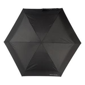 Зонт складной Pierre Cardin 83701-OM Supermini Flat  Black фото-3