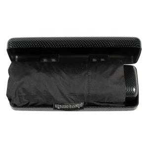 Зонт складной Pierre Cardin 83701-OM Supermini Flat  Black фото-6