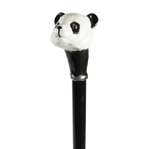 Зонт-трость Pasotti Oxford Panda Lux фото-2