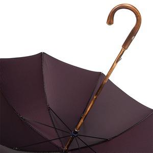 Зонт-трость Pasotti Chestnut Punto Dark Blu фото-4