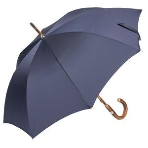 Зонт-трость Pasotti Chestnut Punto Dark Blu фото-3