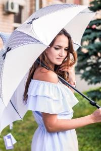 Зонт-трость Chantal Thomass 800-LM Bow фото-7