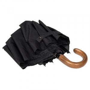 Зонт складной Guy de Jean 3500-AU Homme Noir фото-3