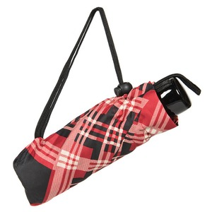 Зонт складной Ferre 5005-OC Micro Red фото-3