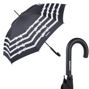 Зонт-трость Baldinini 32-LA Knot Black фото-1