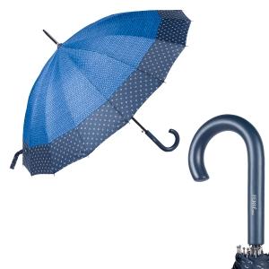 Зонт-трость Ferre402-LA  Arlekino Dots Blu фото-1