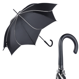 Зонт-трость Pierre Cardin 82267-LA Astra Black фото-1