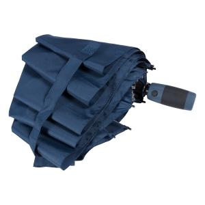 Зонт складной Baldinini 5601-OC Jumbo Blu фото-4