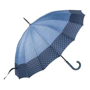 Зонт-трость Ferre 402-LA  Arlekino Dots Grey фото-2