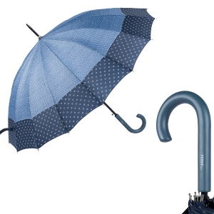 Зонт-трость Ferre 402-LA  Arlekino Dots Grey фото-1