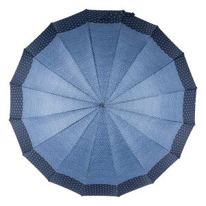 Зонт-трость Ferre 402-LA  Arlekino Dots Grey фото-3