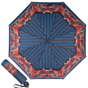 Зонт складной Pierre Cardin 660-OC Cappoti Blu фото-1