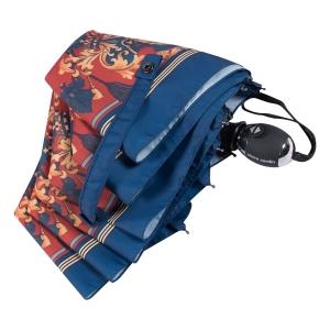 Зонт складной Pierre Cardin 660-OC Cappoti Blu фото-4