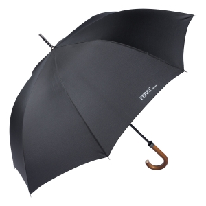 Зонт-трость Ferre 123-LA Legno Black фото-2