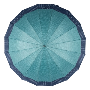 Зонт-трость Ferre 402-LA  Arlekino Dots Green фото-3