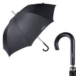 Зонт-трость Ferre 140-LA Gigante Black фото-1