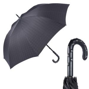 Зонт-трость Pasotti Esperto Minigalle Black фото-1