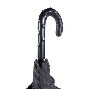 Зонт-трость Pasotti Esperto Divorzy Black фото-4
