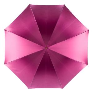 Зонт-трость Pasotti Fuxia Dots Flowers Globe фото-2