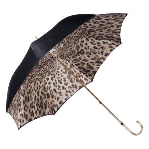 Зонт-трость Pasotti Nero Bars Oro фото-3