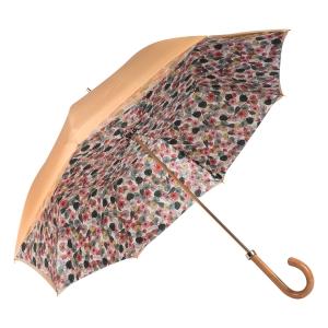 Зонт-трость Pasotti Ohra Gato Legno фото-3
