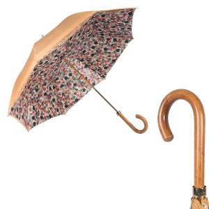 Зонт-трость Pasotti Ohra Gato Legno фото-1