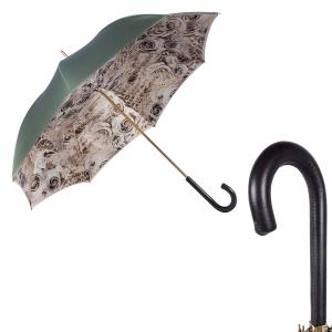 Зонт-трость Pasotti Oliva Leo Rosa Classic фото-1
