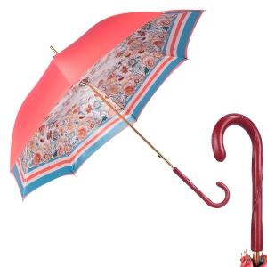 Зонт-трость Pasotti Coral Sudario Crema Original фото-1