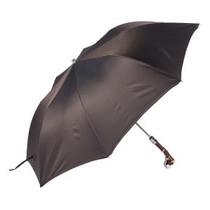 Зонт складной Pasotti Auto Boxer Oxford Marrone Lux фото-3