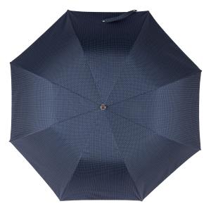 Зонт складной Pasotti Auto Legno Punto Blu фото-2