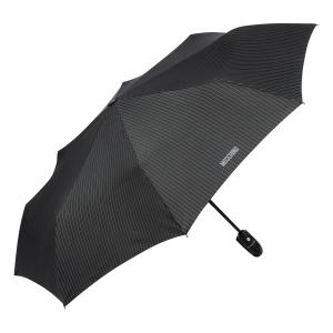 Зонт складной Moschino M 8509-OCA Pinstripes фото-2