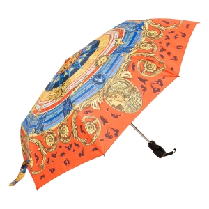 Зонт складной Moschino 8019-OCA Zodiac Multi фото-2
