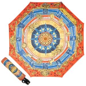 Зонт складной Moschino 8019-OCA Zodiac Multi фото-1