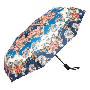 Зонт складной Ferre 302-OC Motivo Blu фото-2