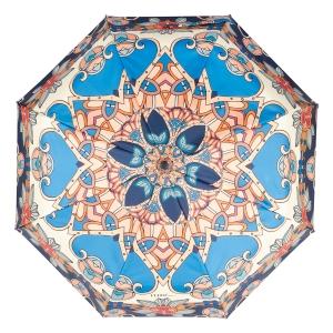 Зонт складной Ferre 302-OC Motivo Blu фото-3