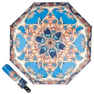 Зонт складной Ferre 302-OC Motivo Blu фото-1