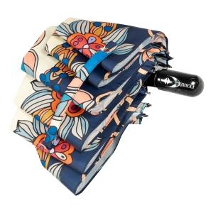 Зонт складной Ferre 302-OC Motivo Blu фото-4