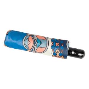 Зонт складной Ferre 302-OC Motivo Blu фото-5
