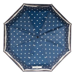 Зонт складной Ferre 6014-OC Dots Blu фото-3