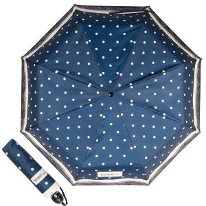 Зонт складной Ferre 6014-OC Dots Blu фото-1