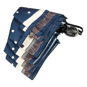 Зонт складной Ferre 6014-OC Dots Blu фото-4